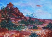 Ellen Levinson - Sedona Red Rocks -...