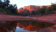Glen Powell - Sedona Reflection