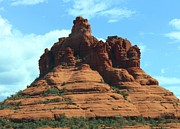 Sedona's Red Rock Print by French Toast