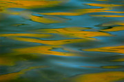 Moving Water Prints - Seduction Of The Soul Print by Donna Blackhall