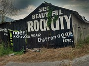 Janice Spivey - See Rock City Barn