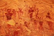 Alan Vance Ley - Sego Canyon Rock Art