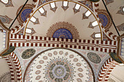 For Ninety One Days - Sehzade Mosque Domes -...