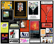 Auction Posters - Selected Exhibits Poster by Anahi DeCanio