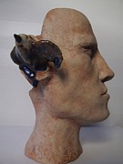 Self Ceramics - Self Portrait by James Kemp