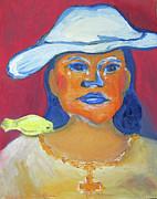 Barbara Anna Knauf - Selfportrait
