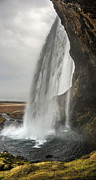 Antony Meadley - Seljalandsfoss Waterfall