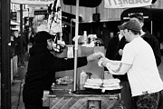 Break Fast Photos - Selling Hot Dogs New York City Manhattan by Joe Fox