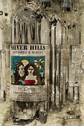 Silver Hills Winery Prints - Semi-Dry Print by Jeff Swanson