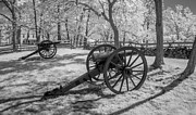 Confederate Monument Prints - Seminary Ridge  8D00034I Print by Guy Whiteley