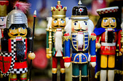 Nutcrackers Prints - Send in the Troops Print by Heather Applegate