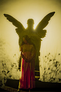 Awsome Prints - Send Me An Angel Print by Scott Meyer