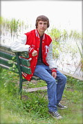 Jay Nodianos - Senior Picture I