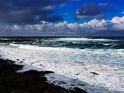 Sennen Cove Prints - Sennen Cove in Cornwall Print by Louise Heusinkveld