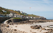 Sennen Cove Photos - Sennen Cove Village by Andrew Gaylor