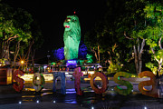 Donald Chen - Sentosa Merlion