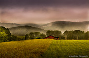 Paul Herrmann - Sequatchie Vally Red Barn