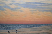 Kathleen McDermott - Serenity - Dusk At The...