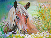 Pride Paintings - Serenity by Harlene Bernstein