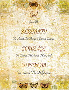 Claudette Armstrong - Serenity Prayer with...