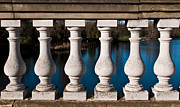 Luis Santos - Serpentine Bridge Columns