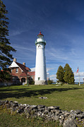 Choix Prints - Seul Choix Point Lighthouse 18 Print by John Brueske