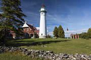 Choix Prints - Seul Choix Point Lighthouse 19 Print by John Brueske