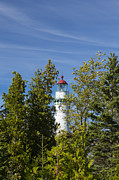 Choix Prints - Seul Choix Point Lighthouse 22 Print by John Brueske