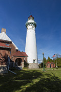 Choix Prints - Seul Choix Point Lighthouse 24 Print by John Brueske
