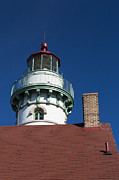 Choix Prints - Seul Choix Point Lighthouse 25 Print by John Brueske