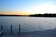 Tim Toomey - Seven Lake Sunset Dock