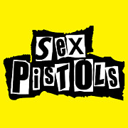 Logo Digital Art - Sex Pistols by Caio Caldas