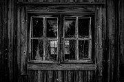 Shabby Photos - Shabby window2 by Johanna Amnelin