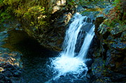 Cascade Photos - Shackleford Falls 5 by Joshua Greeson