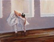 Ballet Originals - Shades of Lavender by Laura Lee Zanghetti