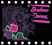 Human Values Prints - Shadow Dancer Print by Tisha McGee