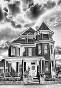 Ghost House Prints - Shadow House Print by Paul W Faust -  Impressions of Light