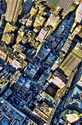 Midtown West Prints - Shadow of the Empire I Print by Marco Oliveira