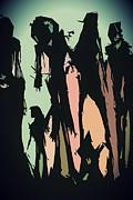 Debora Andrade - Shadows of people
