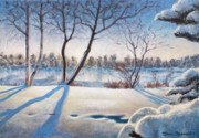 Marco Busoni - Shadows on the snow