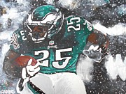 Kevin J Cooper Artwork - Shady McCoy