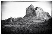 Shapes Of Oak Creek Canyon Print by John Rizzuto