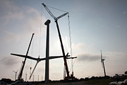 Wind Turbine Photos - Sharing by Chris Martin