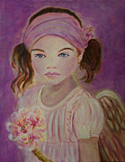 The Art With A Heart By Charlotte Phillips - Sharissa Little Angel of...