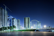 Architektur Metal Prints - Sharjah 8083 Metal Print by Steffen Schnur