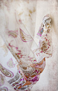 Attributes Prints - Shawl Print by Svetlana Sewell