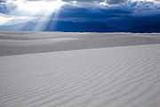 All Prints - Shayne Skower Sand Dunes Print by Shayne Skower
