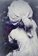 She Dreams Of Angels... Print by The Art of Marilyn Ridoutt-Greene