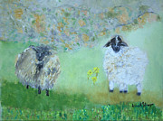 Aleezah Selinger - Sheep in the Valley