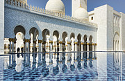Jordan Photo Originals - Sheikh Zayed Grand Mosque by Yves Gagnon